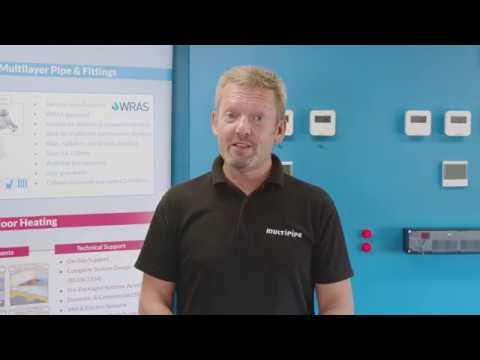 Underfloor Heating and Heat Source - Multipipe