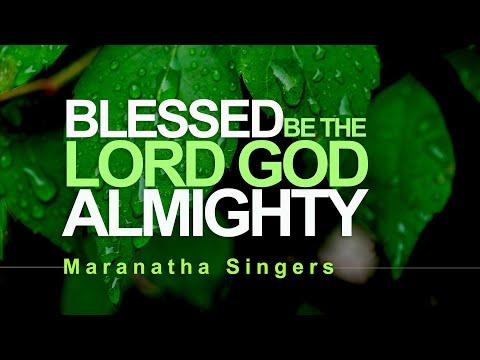 Lord almighty lyrics