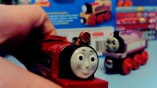Thomas And Friends Wood Rosie Showcase