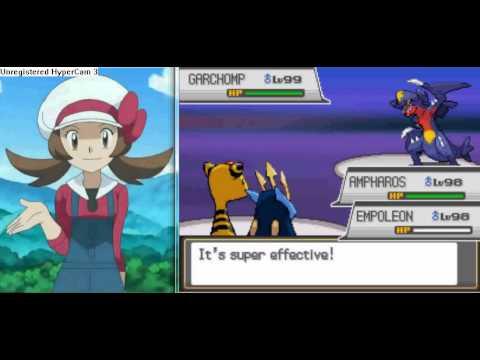 Pokemon Soul Silver Hack Dawn Y Lyra Vs Misty Y Ash Youtube