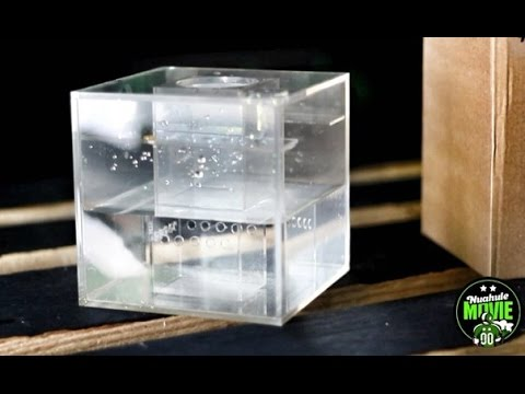 Nuahule: кальян Hookah Box Cube.