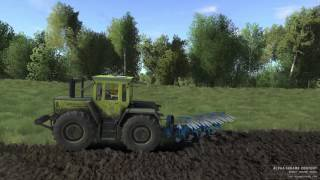 CNC Gameplay Trailer #1 - Cattle and Crops - Farming Simulation 🚜🐂🌾