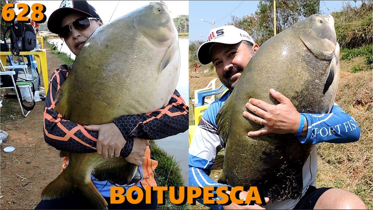 Diversão, Panelas e surpresas no Pesqueiro Boitupesca - Programa Fishingtur na TV 628