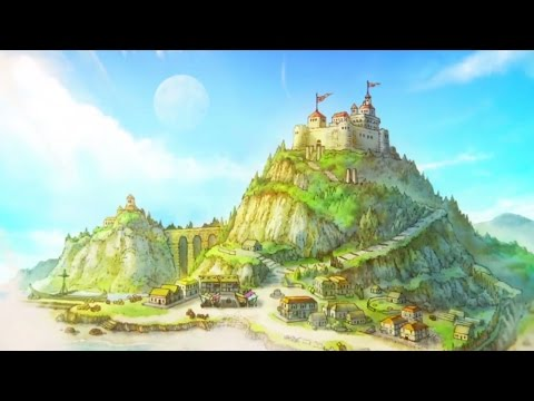 The Legend of Legacy - Debut Trailer