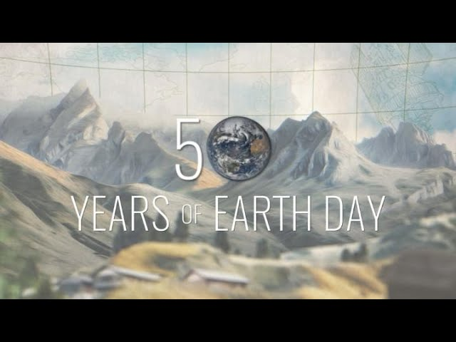 NASA Looks Back at 50 Years of Earth Day