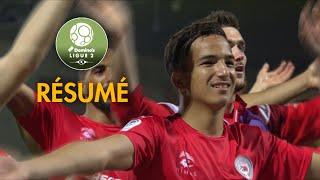 Nîmes Olympique - FC Lorient ( 1-0 ) - Résumé - (NIMES - FCL) / 2017-18