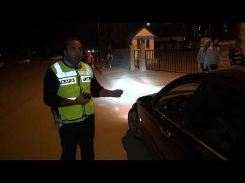 SÜRÜCÜLERDEN POLİSE İLGİNÇ BAHANELER