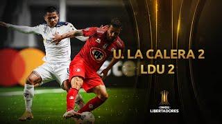 Unión La Calera vs. Liga de Quito [2-2]   RESUMEN   Fecha 1   CONMEBOL Libertadores 2021