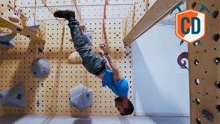 Hardcore Climbing Training From 2017 | Climbing Daily Ep.1077