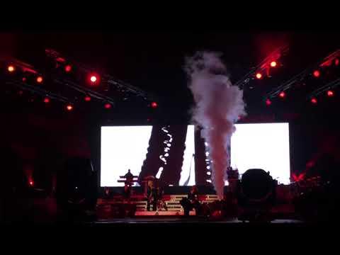 Christina Aguilera - Dirrty (Live from Crystal Hall, Baku Azerbaijan) Formula Baku