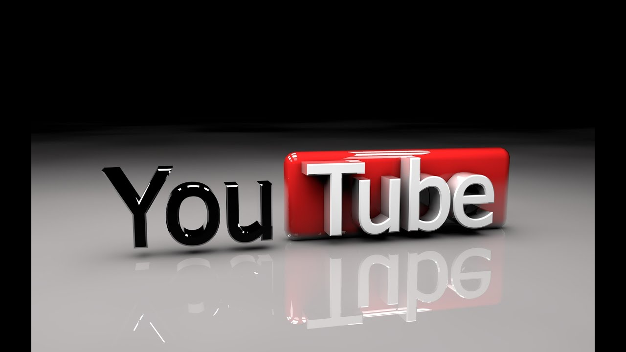Cinema 4D Tutorial - 3D YouTube logo - YouTube