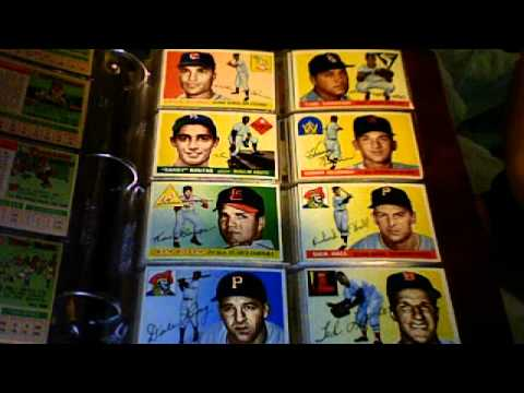 My 1955 Topps Complete Set.