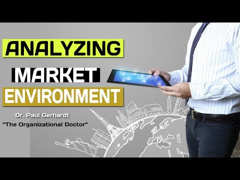 Analyzing the Market Environment (Video 5) | Dr. Paul Gerhardt