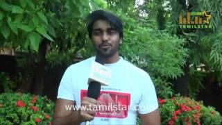 Naveen At Maiyam Movie Press Meet