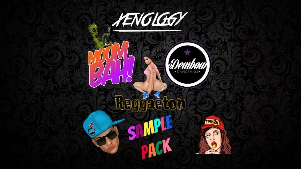 Sample Pack Moombahton/Dembow/Reggaeton Vol. 2 - YouTube