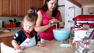 Peanut Butter Balls {buckeyes} Recipe | Vlogmas Day 9