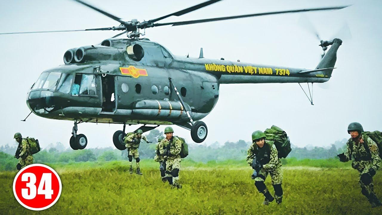 Cao Hơn Bầu Trời - Tập 34   Phim Chiến Tranh Việt Nam Mới Nhất 2021   Phim Hay 2021