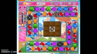 Candy Crush Level 1692 help w/audio tips, hints, tricks