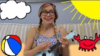 Folding Chair (Ukulele Cover) - Jeannette Grout