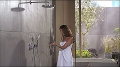 hansgrohe Croma 280 overhead shower