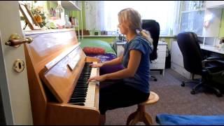 Les premiers sourires de Vanessa (piano cover by Katerina Zakova)