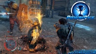 Middle Earth: Shadow of Mordor - Burning Vengeance Trophy / Achievement Guide