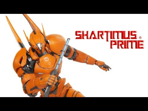 Pacific Rim Uprising Saber Athena Diamond Select Toys 7 Inch Scale Movie Action Figure Review