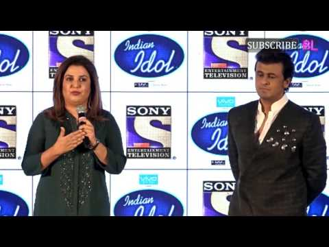 Indian Idol New Season 9 | Press Conference | Anu Malik, Sonu Nigam, Farah Khan | Part 2
