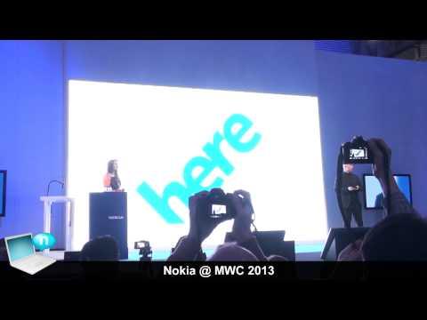Nokia press conference MWC 2013 - Nokia 520 720, 105, 301
