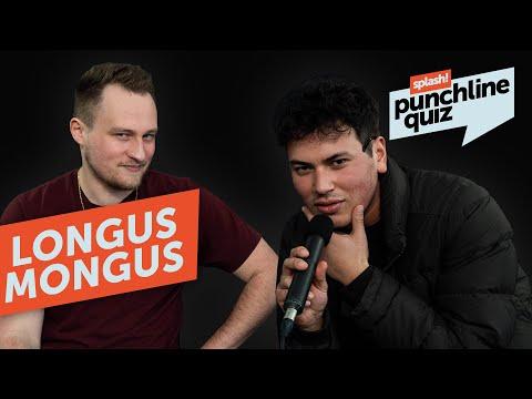 Longus Mongus (BHZ) im Punchline Quiz