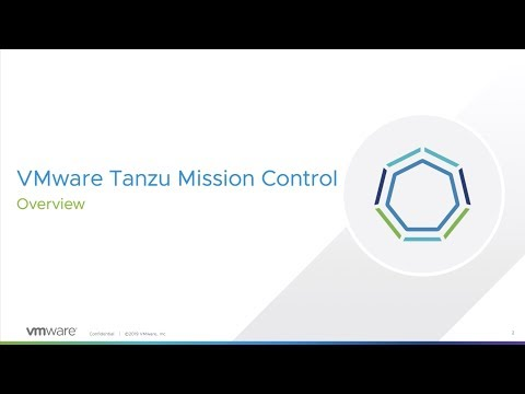 Tanzu Mission Control Overview v.2
