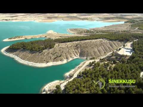 Atatürk Barajı ve Bozova Kaymakamlığı Çatak Tesisleri çekimlerinden derleme