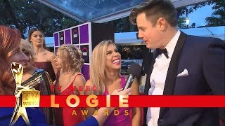 Who's still in love from Married at First Sight?   TV Week Logie Awards 2018
