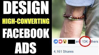 How to Design Facebook Ads For Shopify (With Example)