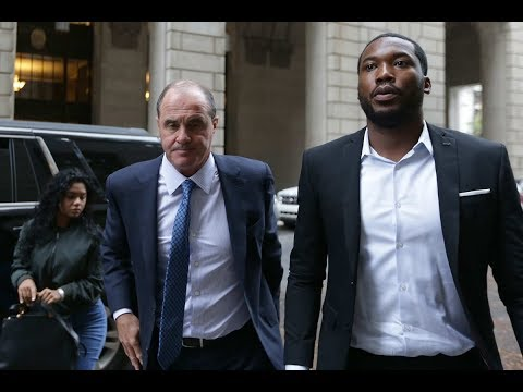 Meek Mill violates his probation and gets sentenced to 2-4 years in Jail by a Judge.