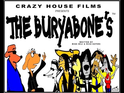 A clip from The Buryabones.