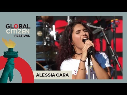 Alessia Cara Performs 'Scars To Your...