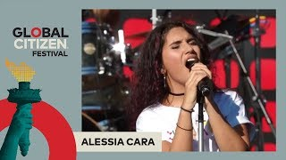 Alessia Cara Performs 'Scars To Your Beautiful' | Global Citizen Festival NYC 2017 Video