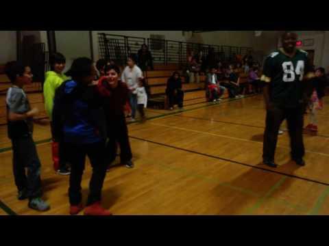 Garland Elementary school Harvest Dance