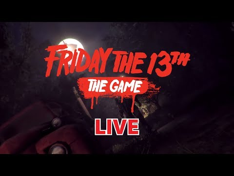 HAPPY SUNDAY !! - Friday the 13th : The Game [Indonesia] - LIVE