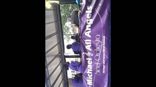 St Michael all angels steel band at nottinghill