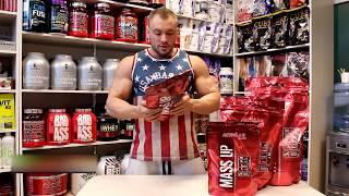 видео ActivLab Mass Up Gainer 5 кг