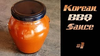 Spicy Korean Bbq Sauce Recipe #1 (kalbi / Galbi Barbecue)