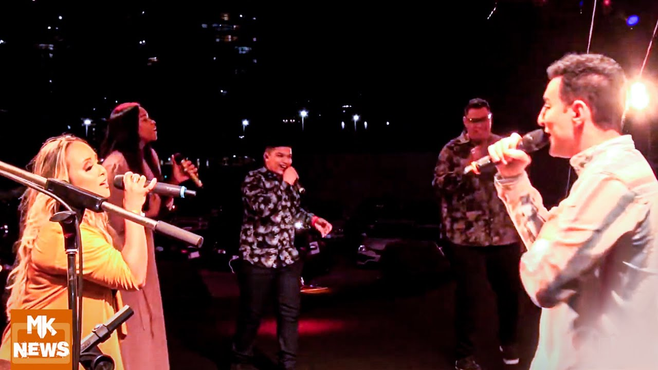 Louvorzão Drive In - Participações grandes nomes da música gospel (#MKnãoPARA)