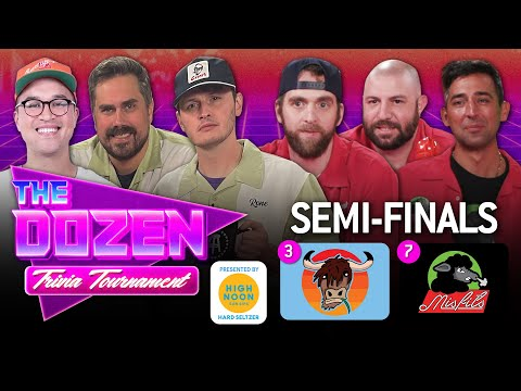 The Yak vs. The Misfits (The Dozen: Trivia Tournament pres. by High Noon Match 11)