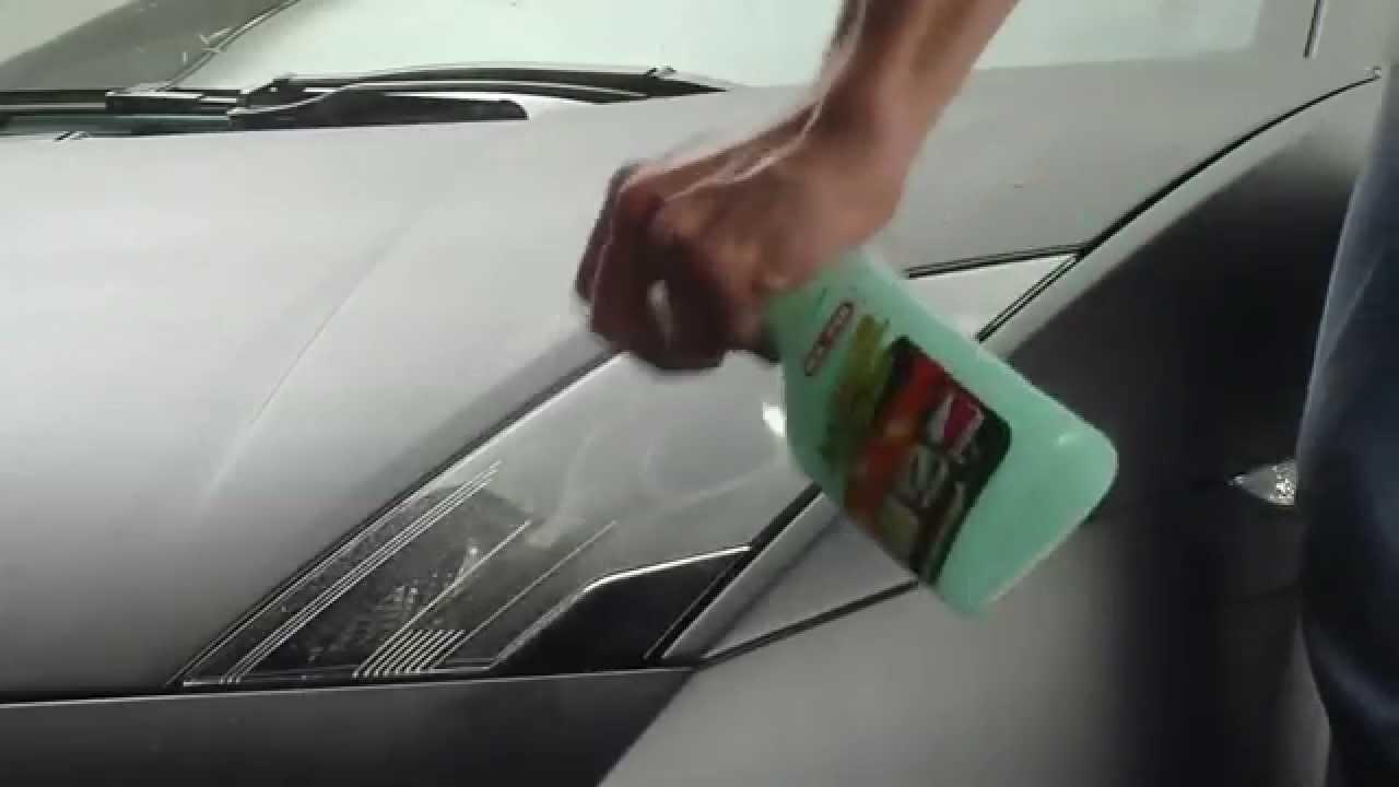 Laver sa voiture sans trace de calcaire for Laver ses vitres sans trace