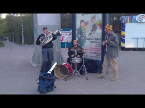 Novosibirsk Happy Street Music