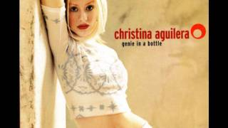 Christina Aguilera - Genie In A Bottle (Official Acapella)