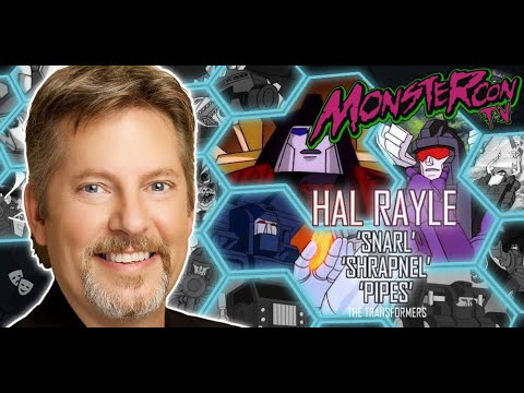 Interview with famous voice actor Hal Rayle