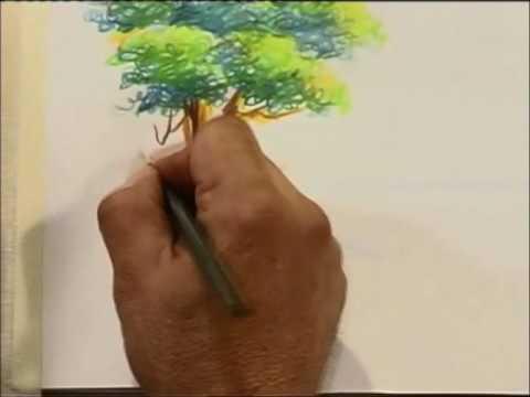 สอนสีไม้7-8(color pencil tutorial)ชุดที่1(episode1)